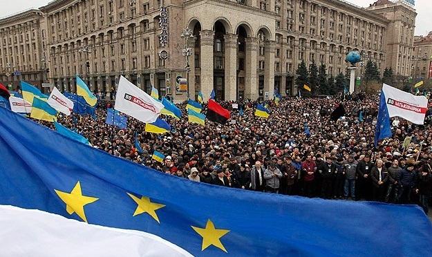 Ukrayna'da hükümet krizi baş gösterdi