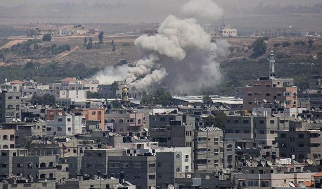 Gazze'de ateşkes bozuldu: 4 ölü