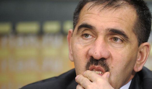 İnguş lider Yevkurov Rus yanlılarına katılmaya hevesli