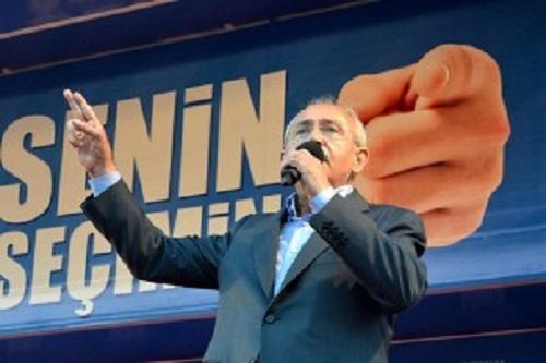 Kılıçdaroğlu: Cumhurbaşkanı tarafsız olmalıdır