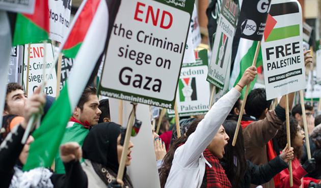 İngiltere hükümetinde 'İsrail' kavgası