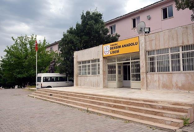 Dersim adı Tunceli'de bir devlet okuluna verildi