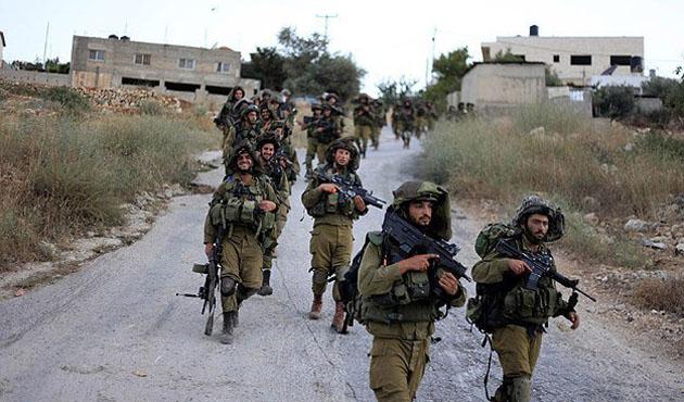 İsrail Batı Şeria'ya saldırdı: Bir ölü