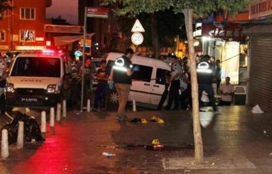 Kağıthane'de 'gelin alma' kavgası: 2 ölü 4 yaralı