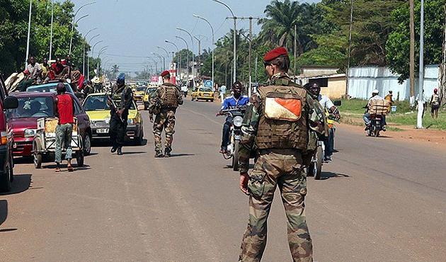 Fransız askeri Seleka'yla çatıştı: 37 ölü