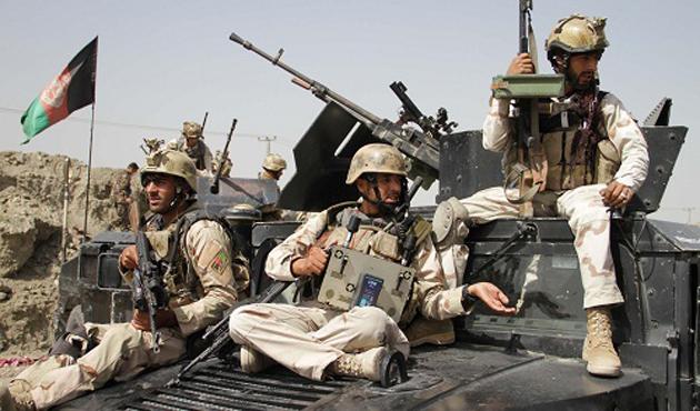 Afganistan'da Taliban'a operasyon: 19 ölü