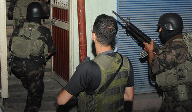 İstanbul'da sentetik uyuşturucu operasyonu
