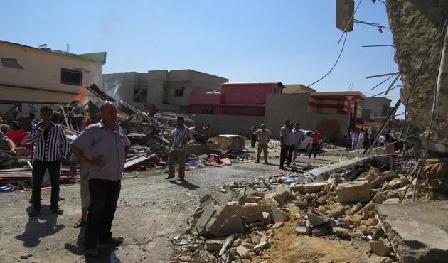 Bağdat'da bombalı saldırı: 5 ölü