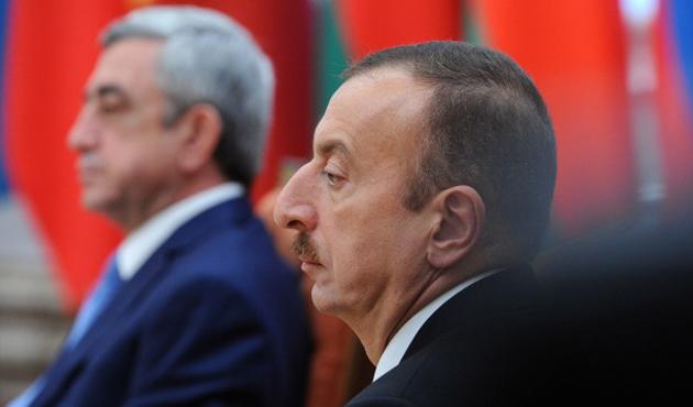 Aliyev ve Sarkisyan Soçi'de biraraya geliyor