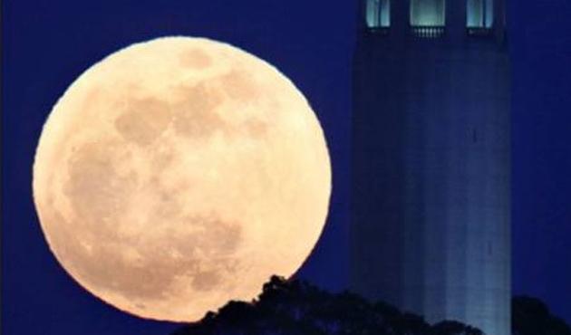 Ay 20 yıldır hiç bu kadar yakın olmamıştı
