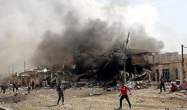 Bağdat'ta bombalı saldırılar: 36 ölü