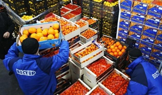 Türk sebze-meyvesi Rusya pazarında yerini alabilir