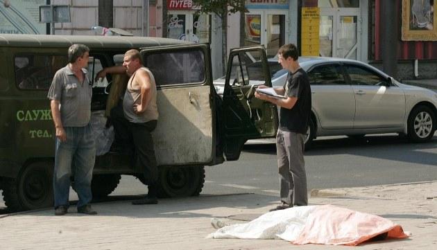 Donetsk'te çatışmalarda 3 ölü
