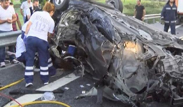 İstanbul güne kazalarla uyandı