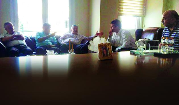 Bazı CHP'liler İstanbul'da Feyzioğlu ile buluştu