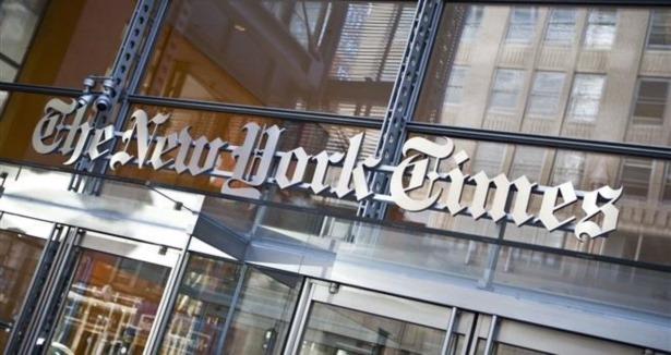 NY Times'tan Türkiye'ye teşekkür mektubu