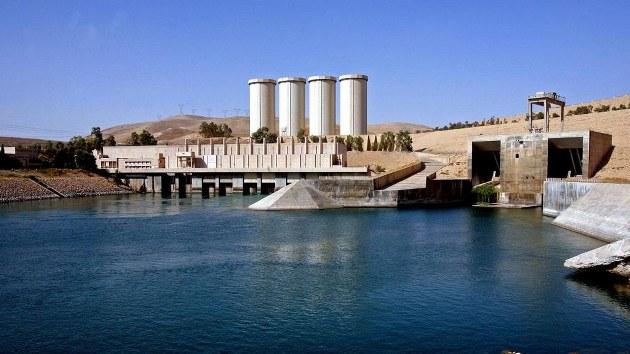 Musul Barajı IŞİD'den geri alındı