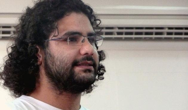Mısırlı aktivist açlık grevine başladı