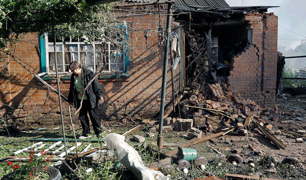 Ukrayna'dan ayrılan Donetsk açlıkla karşı karşıya