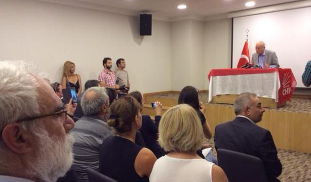 CHP'nin 'Sol kanadı'ndan 'Sol'a dönelim' çağrısı