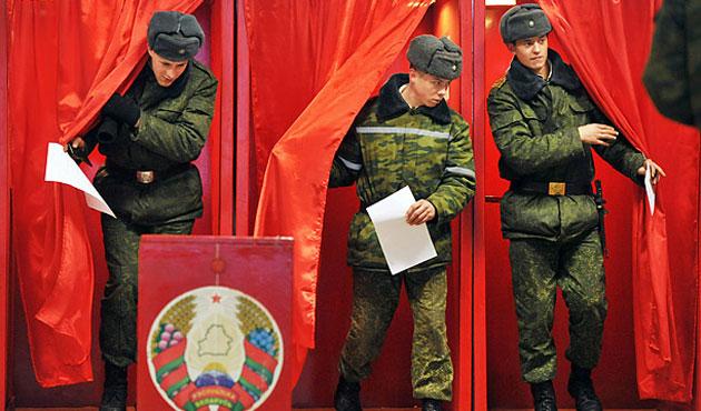 Belarus'ta muhalifler ortak aday arayışında