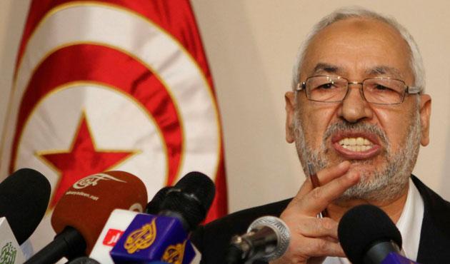 Gannuşi, Cezayir lideri Buteflika'yla Libya'yı görüştü