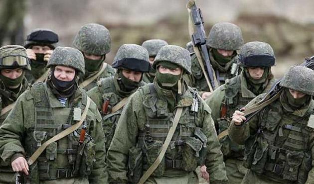 Rusya geniş çaplı askeri operasyon hazırlığında