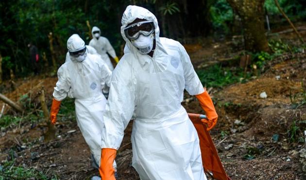 Liberya'da Ebola grevi