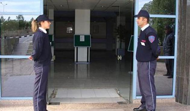 Özel güvenlikçilere başörtüsü serbest