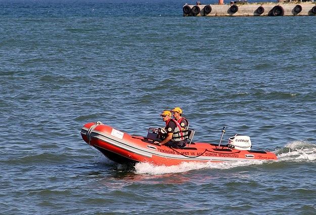 Denizde kaybolan 4 gençten hala haber yok