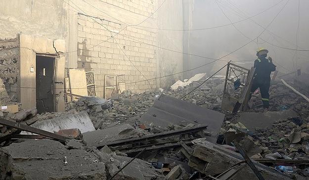 Esad  köylere saldırdı: 7 ölü
