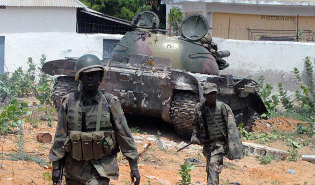 ABD'den Somali'de Şebab'a operasyon