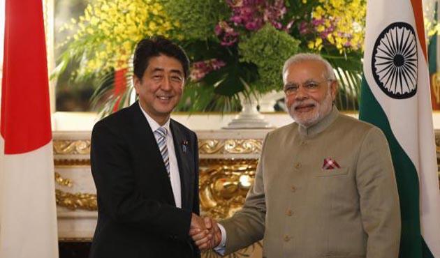 Japonya-Hindistan arasında askeri anlaşma