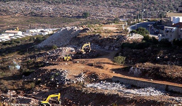 Almanya'dan İsrail işgaline tepki