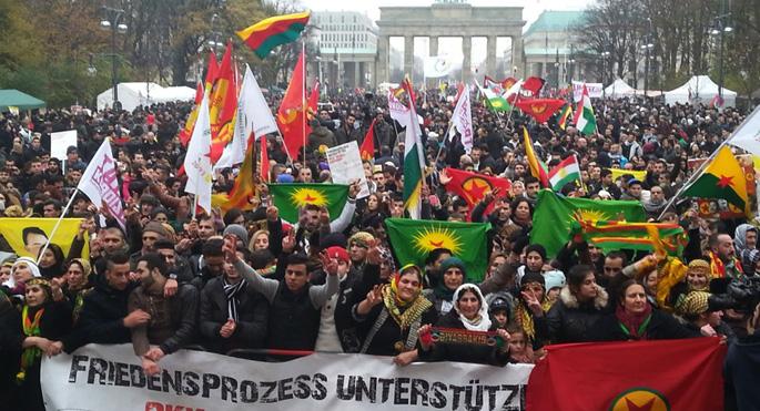 Alman medyası PKK yasağı kalksın