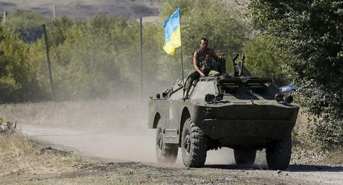 Almanya'dan Ukrayna'ya da askeri yardım