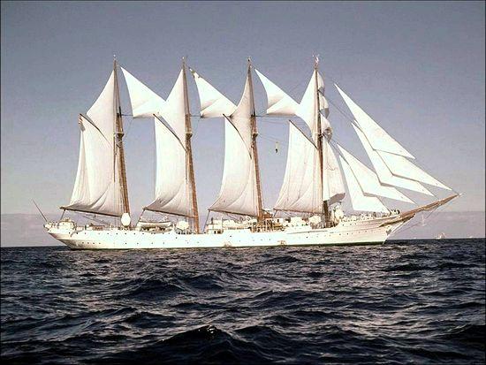 Beyaz gemi hayali