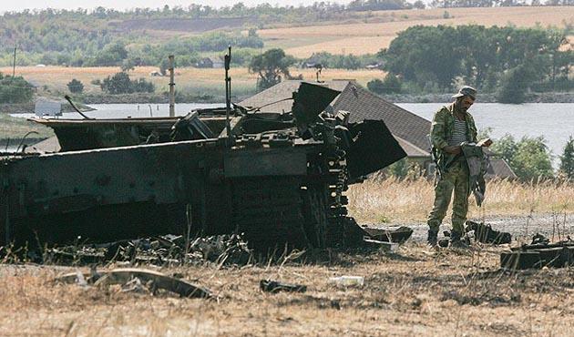 Ukrayna ordusu 120 ayrılıkçıyı öldürdü