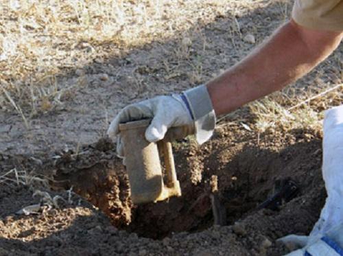Nusaybin'de çocuklar mayın buldu