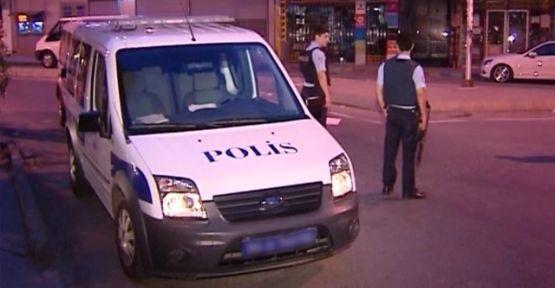 Ankara'da hırsız - polis çatışması