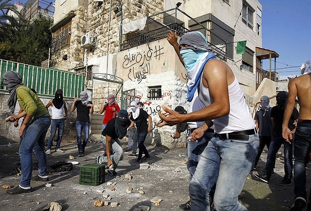 Kudüs'te gerginlik: 7 Filistinli yaralı