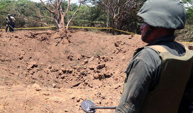 Nikaragua'nın başkentine meteor düştü