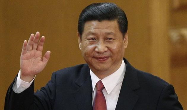 Çin Devlet Başkanı Şi Özbekistan'da