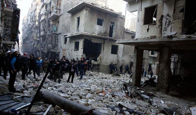 Ankara'da 'Halep düşerse' hazırlığı