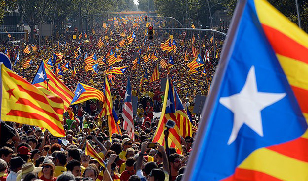 İspanya Katalonya referandumunu engellemede kararlı