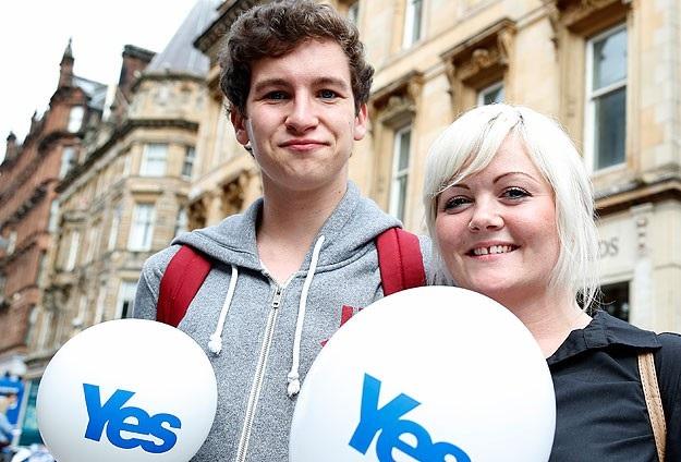 İskoçya'nın kaderi için gençler de oy kullanacak