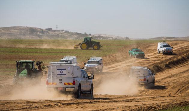 İsrail Necef'de bir ayda 30 ev, üç cami yıktı