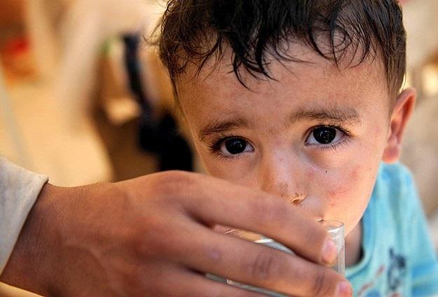 Yermuk Mülteci Kampı'nda su krizi yaşanıyor