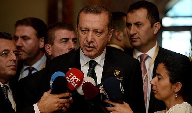 Erdoğan: IŞİD'le diplomatik pazarlık yapıldı