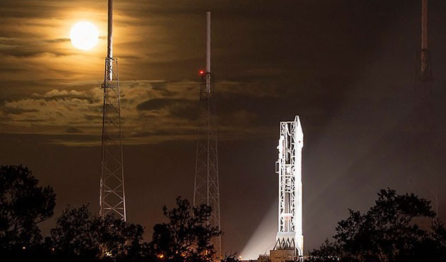 NASA'nın uzay aracı Mars'a ulaştı